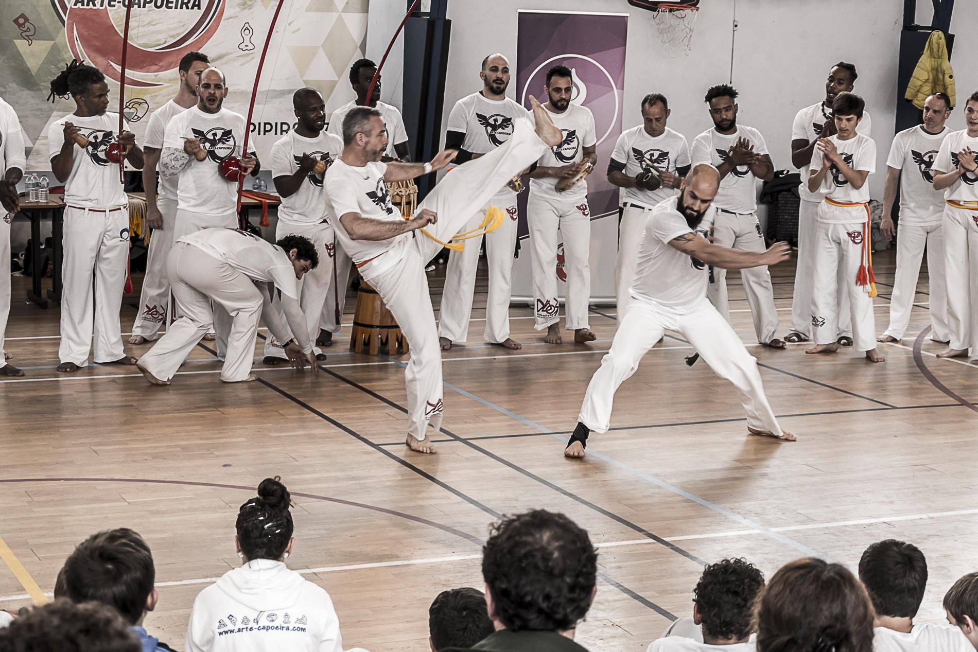 Arte-Capoeira Gironde Landes