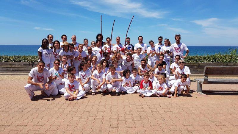 Arte Capoeira Gironde Landes